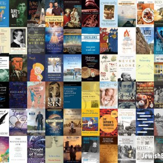 The 84 books posted on JewishBookWorld.org in November 2020