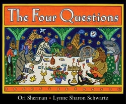 The Four Questions by Lynne Sharon Schwartz