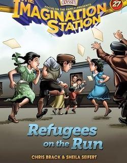 Refugees on the Run by Chris Brack, Sheila Seifert