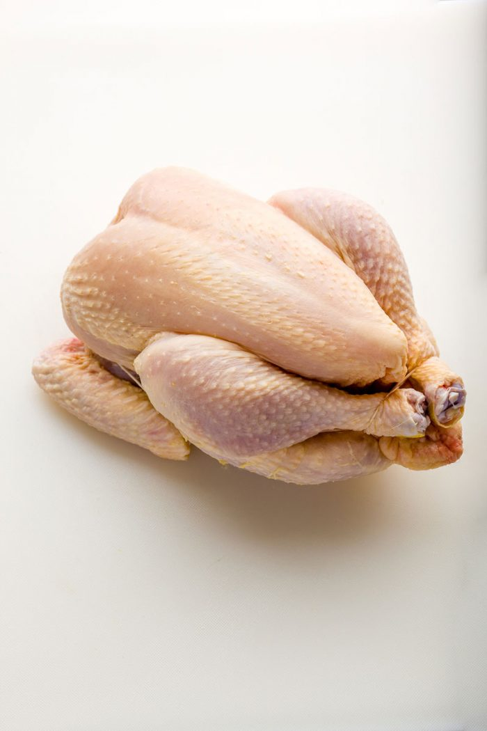 Classic Trussing of a Chicken as used by Thomas Keller