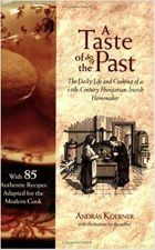 András Koerner, A Taste of the Past: The Daily Life and Cooking of a Nineteenth-Century Hungarian-Jewish Homemaker (Lebanon: University Press of New England, 2004)