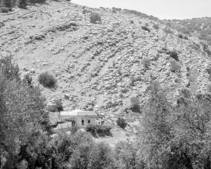 The shrine of Rabbi Jonathan ben Uzziel near Amuka