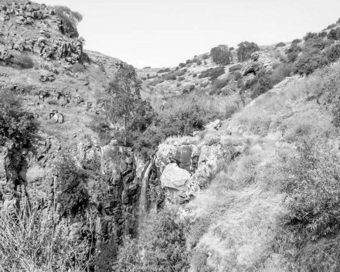 Devora Waterfall - No. 1