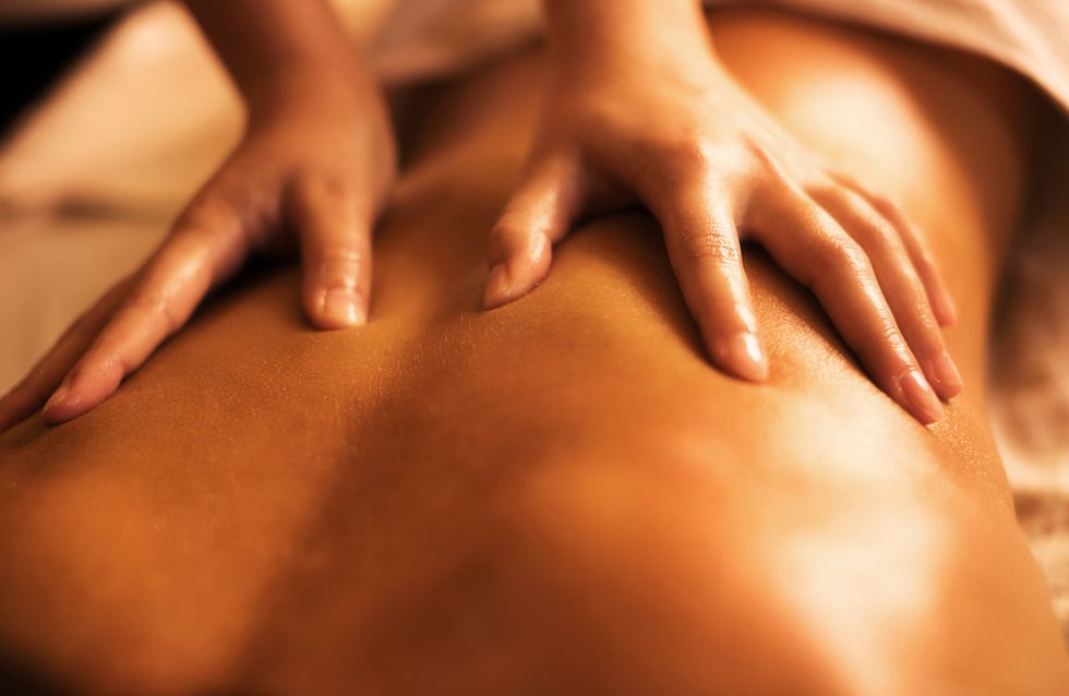 Massage with Jyllin in Essaouira, Morocco