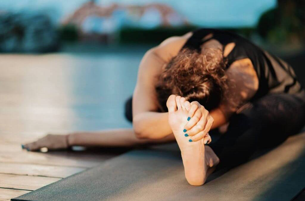 A Daily Yoga Practice for Stress & Anxiety