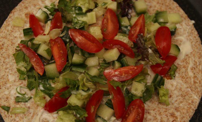 Salad Healthy recipes HealthJoy Avenue