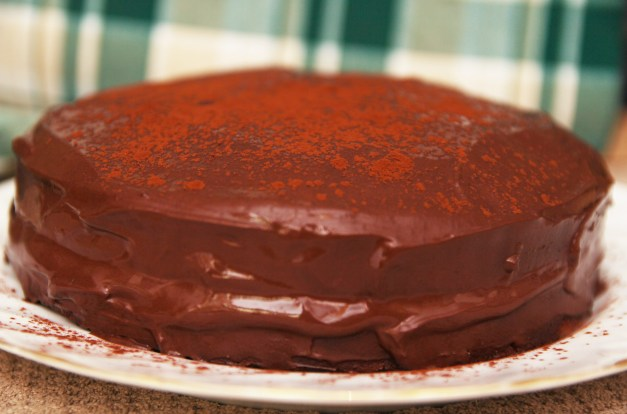 Healthy Chocolate Cake #healthy #chocolatecake #glutenfree