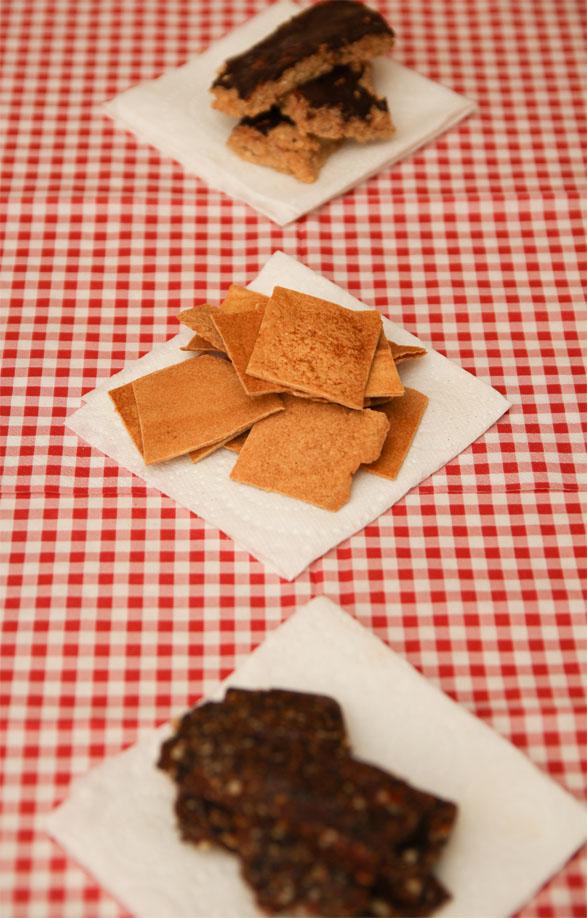 3 Healthy Snack Recipes!