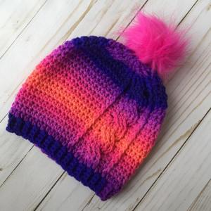 cdaf459b5f592 The Polly 8 Hats in 1 – This hat has a really cool design to give the  options of wearing it in 8 different ways. The two layers are formed using  a variety ...