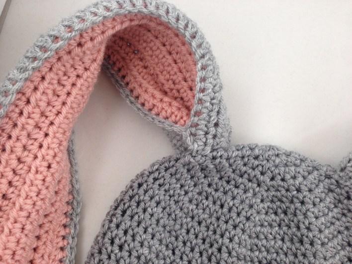 Amigurumi Crochet Bunny Ears | Crochet animal amigurumi, Crochet ... | 531x708