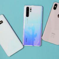 Huawei P30 Pro vs. Galaxy S10 Plus vs. iPhone XS Max: ¿Qué teléfono es el mejor para ti?