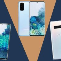 Samsung Galaxy S20 Fan Edition vs Galaxy S20 vs Galaxy S10