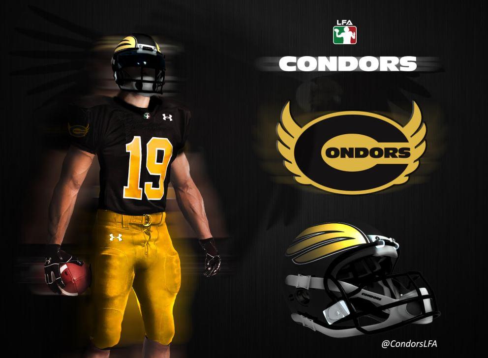 condors uniforme