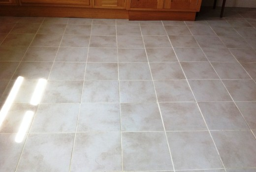 Chorley Tile and Grout After Cleaning