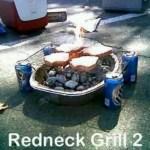 Redneck grill 2