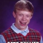 Bad Luck Brian Homeschooled