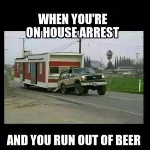 Redneck House Arrest