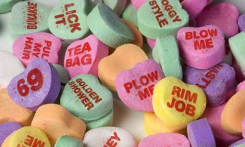 Dirty Candy Hearts