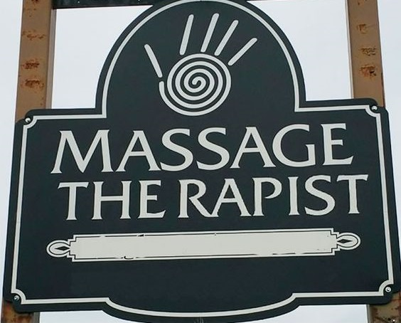 Massage The Rapist