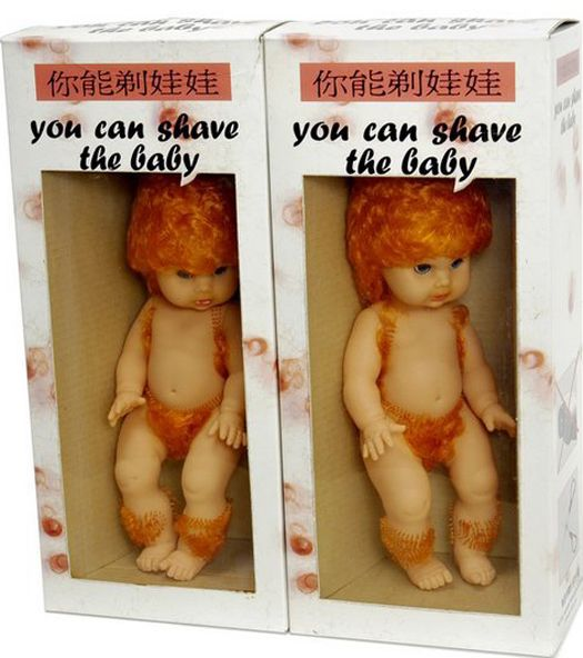 Shave The Baby