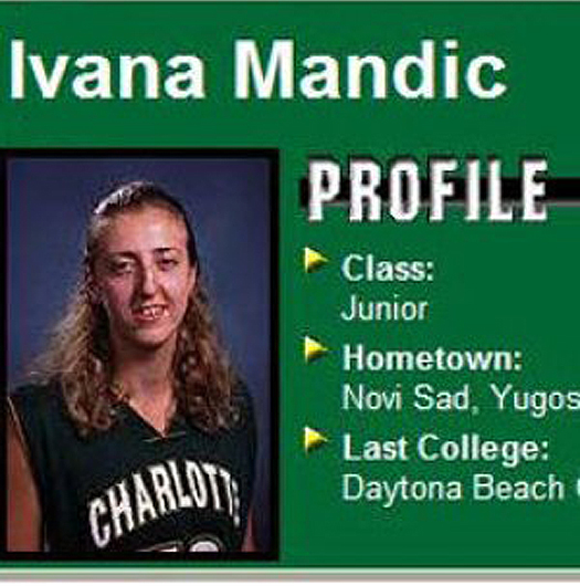 Funny Names - Ivana Mandic