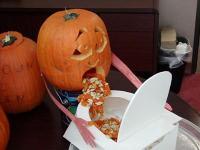 Pumpkin Partying