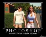Fail Photoshop Girlfriend image