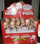 Lenin Head Pops Candy Fail