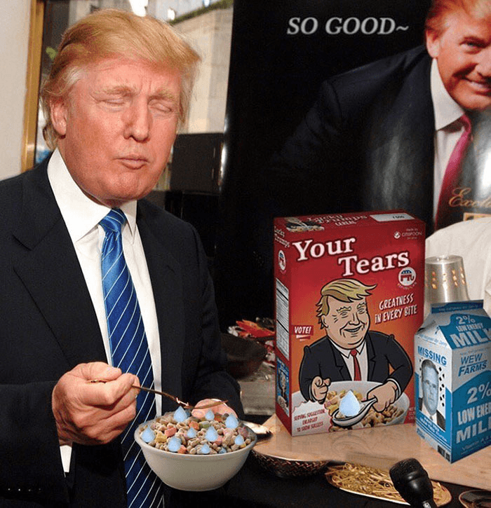 New Cereal - Your Tears