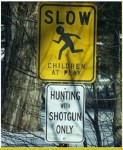 Slow Children Hunting