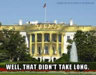 White House Trump Style