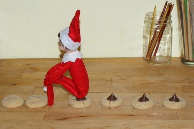 Elf On A Shelf Poo
