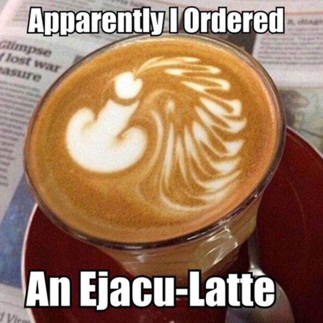 Ejaculatte image