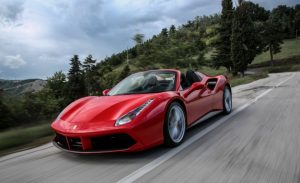 80 year old speedster joke Ferrari GTB image