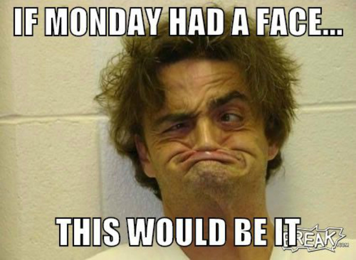 Monday Face image