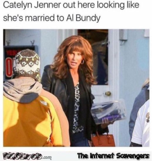 Catelyn Jenner Bundy