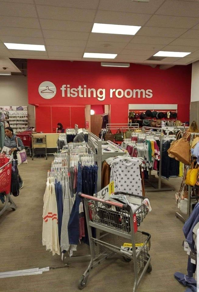 Fisting Rooms