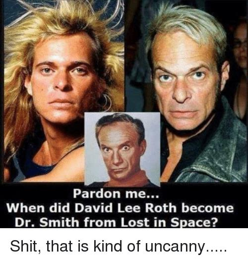 David Lee Roth Dr Smith