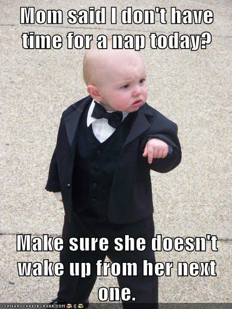 Mafia Baby No Nap