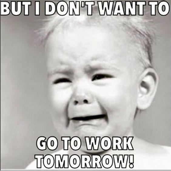 Work Tomorrow