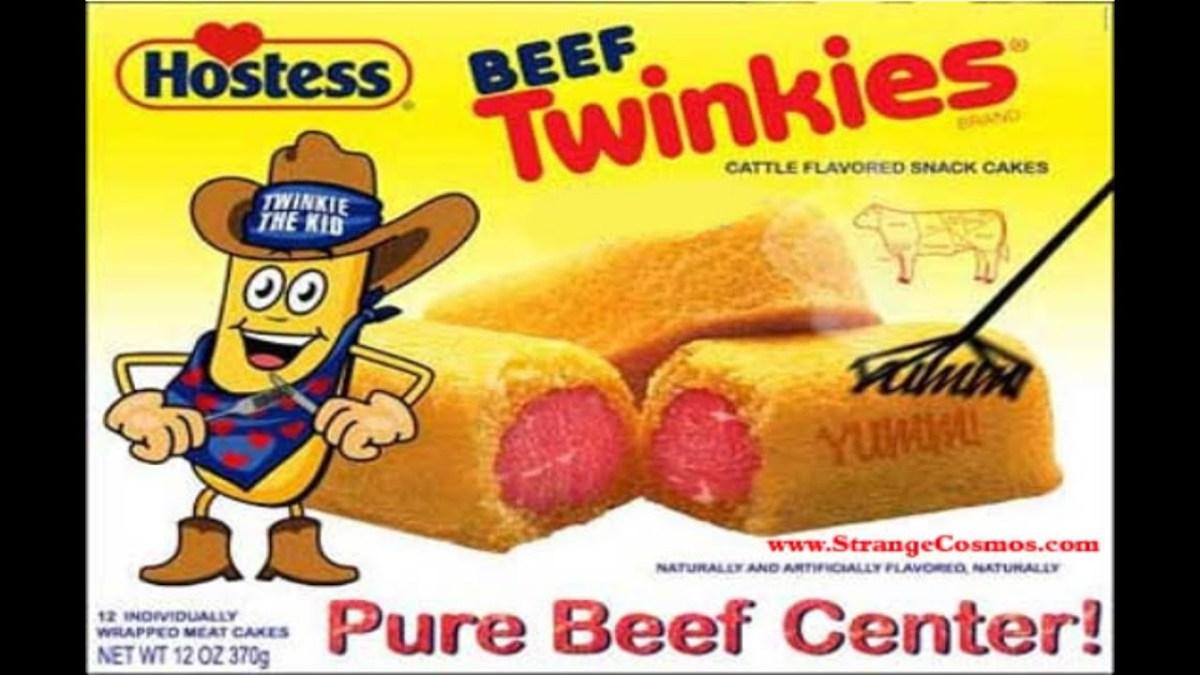 Beef Twinkies