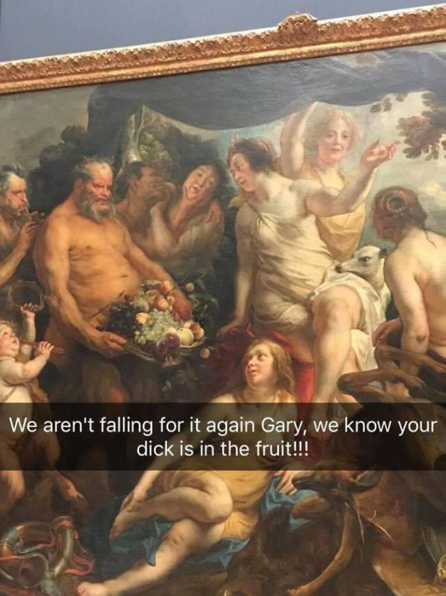 Cut It Out Gary
