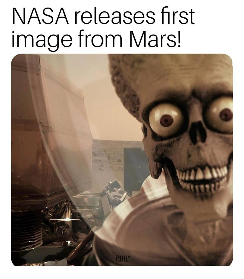 New Mars Picture