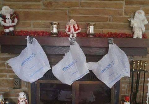 Redneck Christmas Stockings