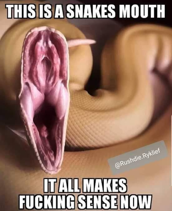 Snakes Mouth