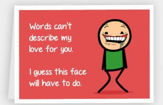 Face Valentine