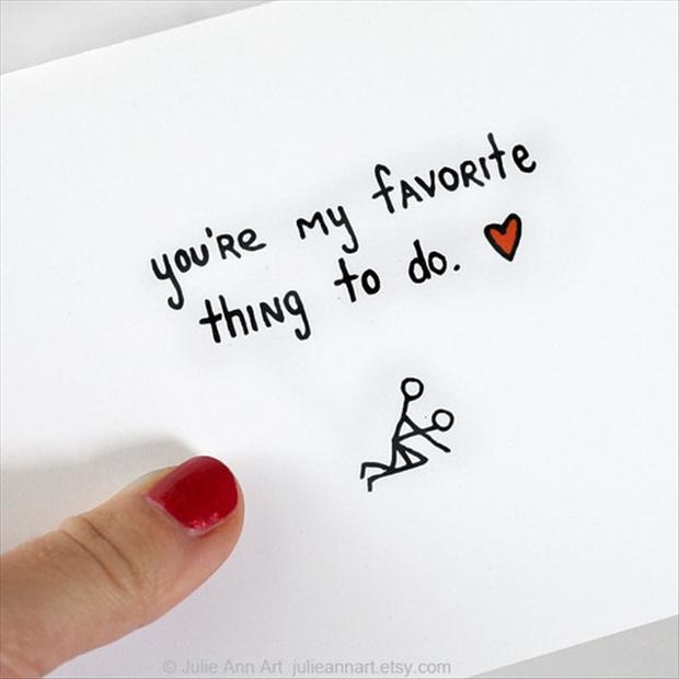 Favorite Thing Valentine