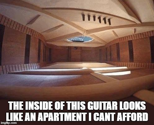 Guitar Apartment