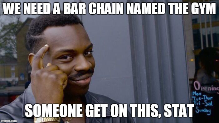 The Gym Bar Chain
