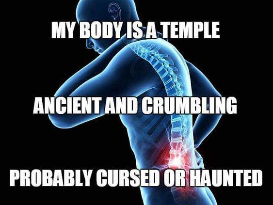 Body is a Temple